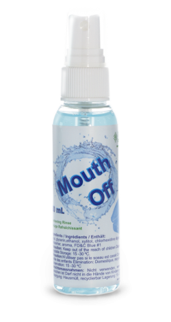 Mouth Off product